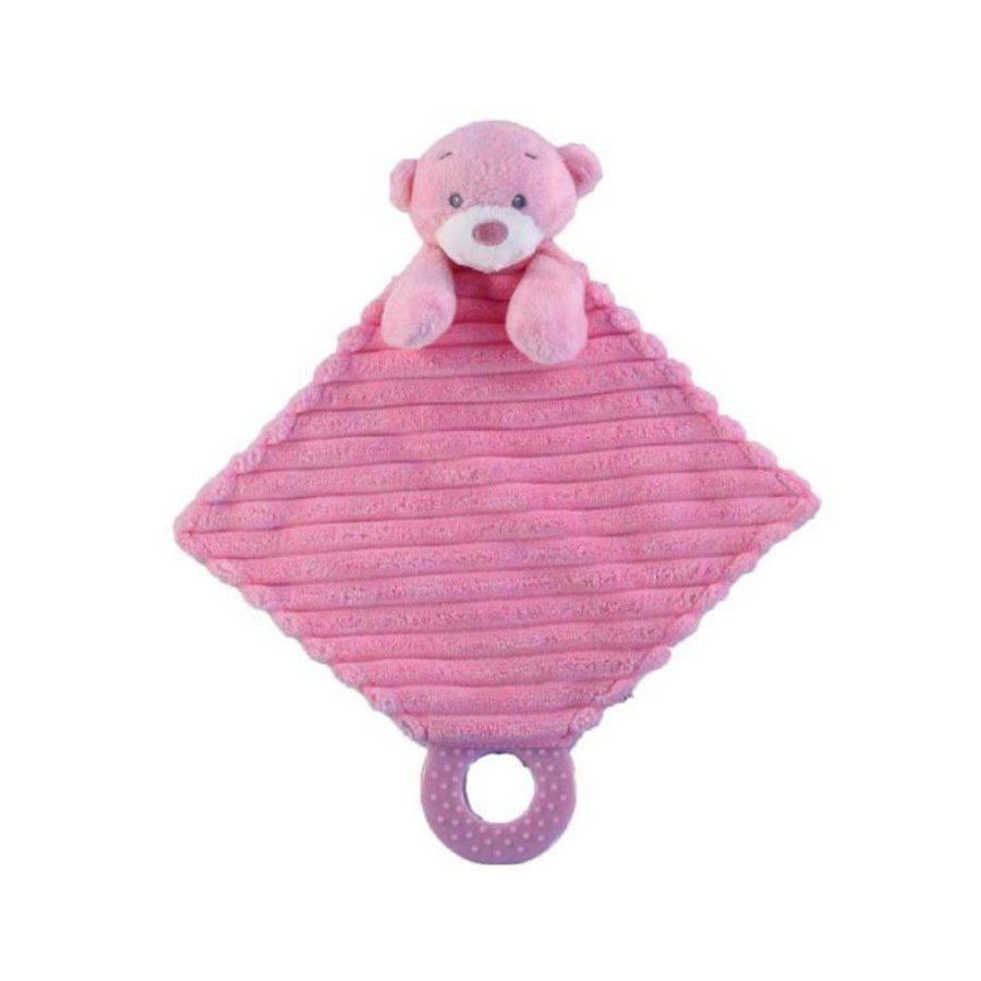 Bonnie bijtring roze-1
