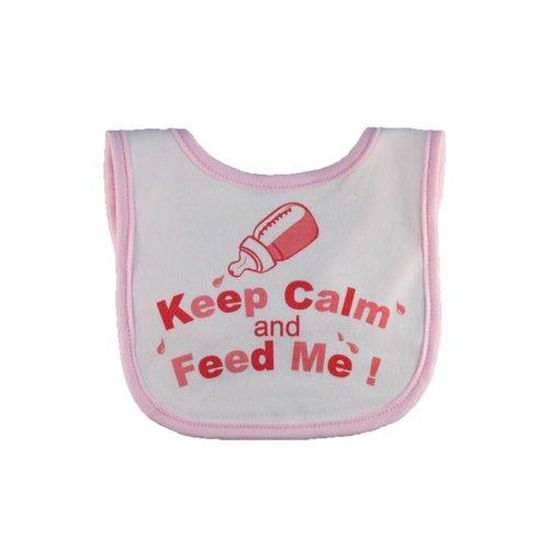 Slab Keep Calm - roze
