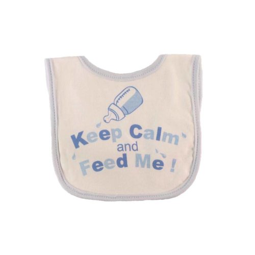 Slab Keep Calm - Blauw