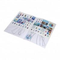 thumb-Disney Frozen Kleurboek met stickers-2