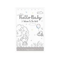 thumb-Mijlpaalkaarten Hello Baby-1