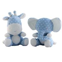 Knuffel Spotty blauw