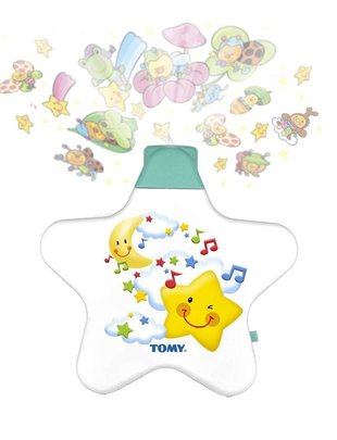 Tomy Tomy Starlight dreamshow white