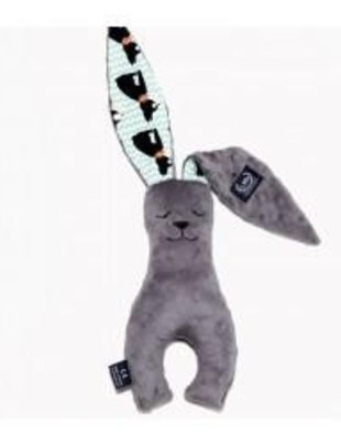 La Millou Long-eared Bunny - Bunny Follow me/Grey