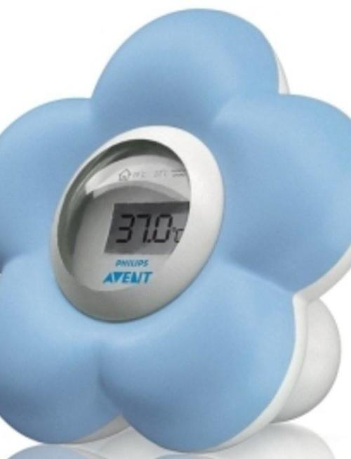 Avent Avent Digitale Badthermometer Bloem Blauw