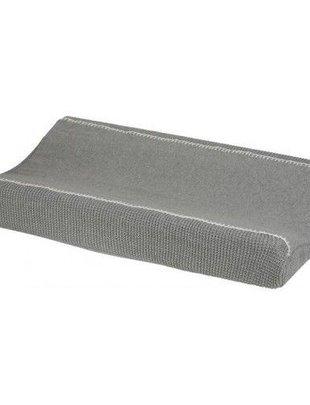 Koeka Koeka Aankleedkussenhoes Vizela Silver Grey