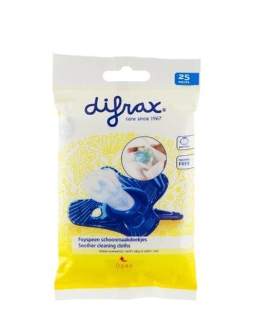 Difrax Difrax Schoonmaakdoekjes voor Fospenen