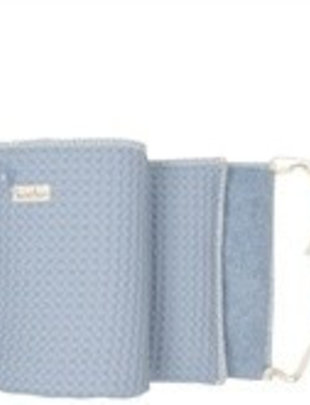 Koeka Koeka Box/Bedbumper Amsterdam Soft Blue