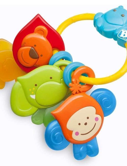B Kids B Kids Teething Pals Safari Bebee & Friends