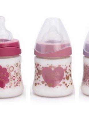 Suavinex Suavinex Baby Bottle Haute Couture 150 ml Girl