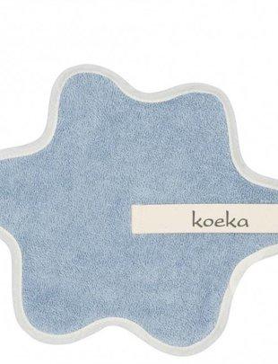 Koeka Koeka Speendoekje Rome Soft Blue