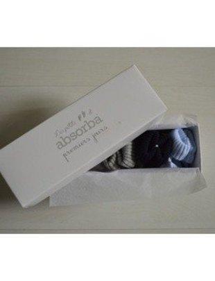 Absorba Absorba Socks Box 4 pair