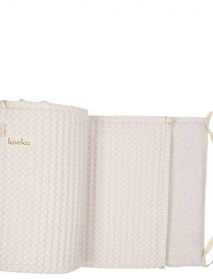Koeka Koeka Box/Bedbumper Amsterdam White