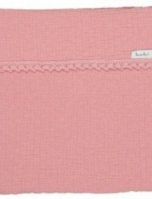 Koeka Koeka Deken Elba Old pink 100 x 150 cm