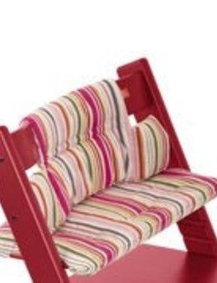 Stokke Stokke Trip Trapp cushion candy stripe