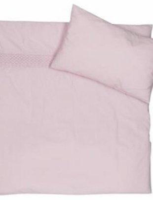 Koeka Koeka Dekbedovertrek Greenwich Lace Water Pink 100 x 135