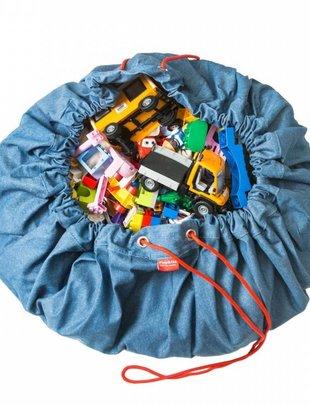 Play & Go Play & Go Opbergzak Jeans