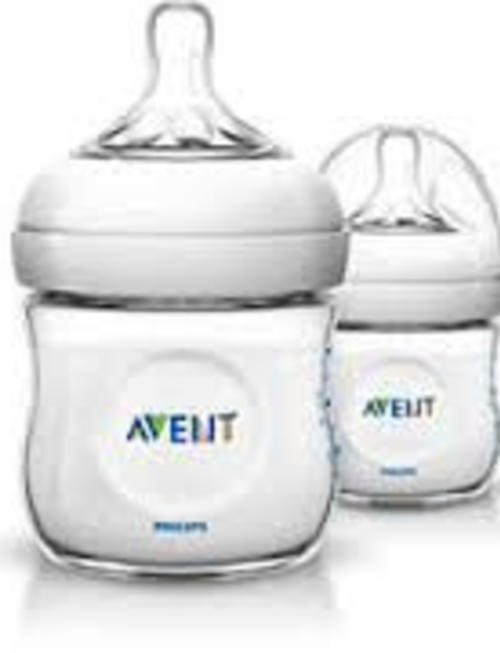 Avent Avent Natural Drinkflessen Duo Set 125 ml