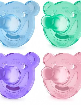Avent Avent Pacifier Soothie 0-3 months