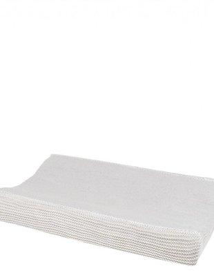 Koeka Koeka Aankleedkussenhoes Porto Pebble/Silver/White