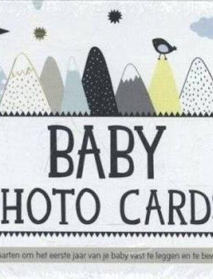 Milestone Milestone Cards 30 pcs