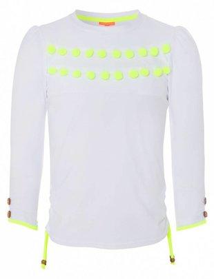 Sunuva swimwear Sunuva UV Shirt Pompom 1-2 A