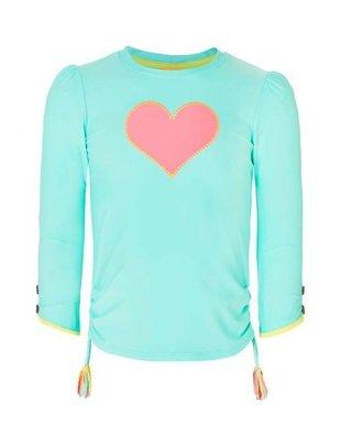 Sunuva swimwear Sunuva UV Shirt Heart