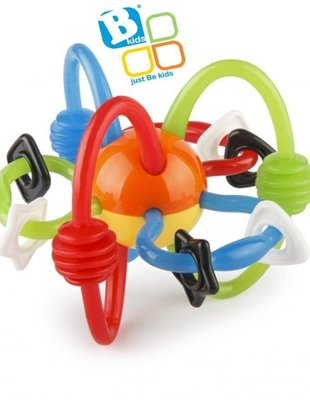 B Kids B-Kids Rattle & Teether Bendy Tubes