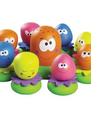Tomy Tomy Toomies Octopals Badspeelgoed