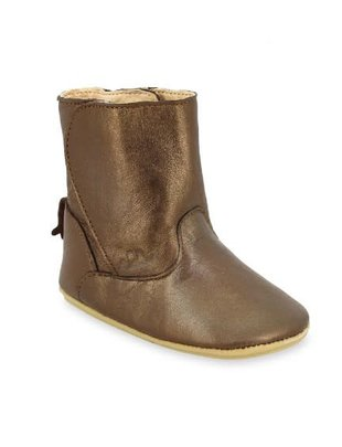 Easy Peasy Easy Peasy  Girls Boots Cuivre