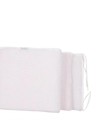 Koeka Box/Bedbumper Vizela Water Pink