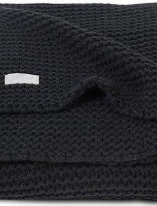 Jollein Deken Heavy Black 75 x 100