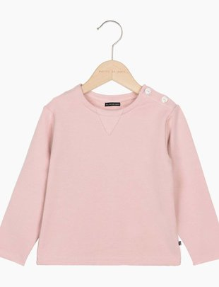 House of Jamie House of Jamie Classic V Sweat Pink
