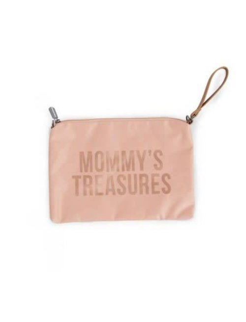Childhome Childhome Mommy Clutch Pink-Copper