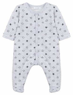 Absorba Absorba pyjama Jersey/Sterren Molleton