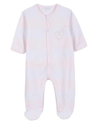 Absorba Absorba Pyjama Roze Petit Coeur