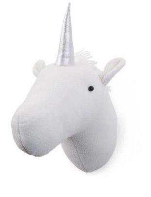 Childhome Childhome Vilten Unicorn Muurdecoratie