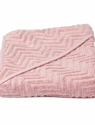 Filibabba Filibabba Badcape Zigzag Pink