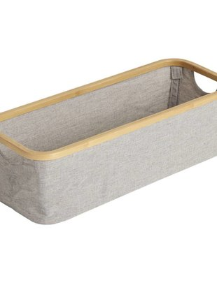 Quax Quax Mandje Katoen/Bamboo 24 x 60 x 18