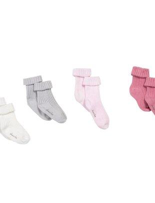 Absorba Absorba Socks Box 4 paar maat 13/14