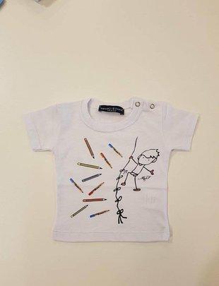 Manuell & Frank Manuell & Frank T-shirt Pencil
