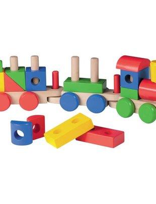 Joueco Joueco Blokkentrein