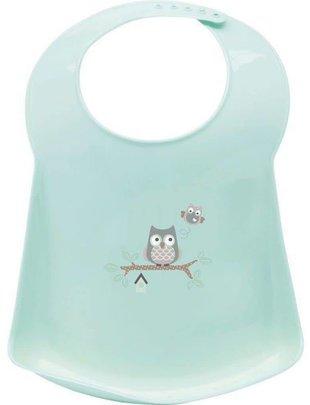 Bébé Jou Bébéjou Plastic Slab Owl Family Mint