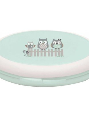 Bébé Jou Bébéjou Manicureset Owl Family Mint