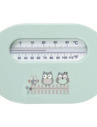 Bébé Jou Bébéjou Kamerthermometer Owl Family Mint