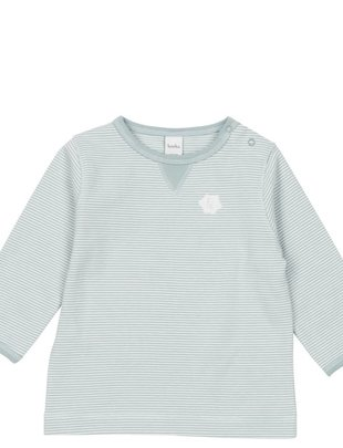 Koeka Koeka t-shirt Palm Beach Soft Sapphire
