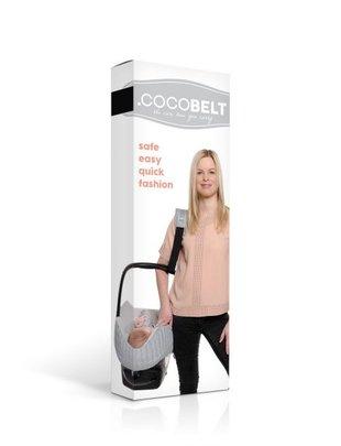 Cocobelt Cocobelt Maxi Cosi Draagriem Zwart