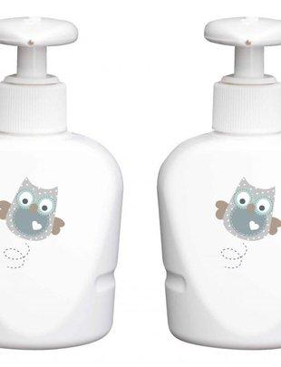 Bébé Jou Bébéjou Owl Family Mint Zeepdispenser