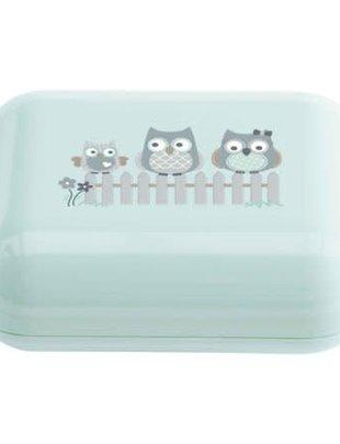 Bébé Jou Bébéjou Owl Family Zeepdoos