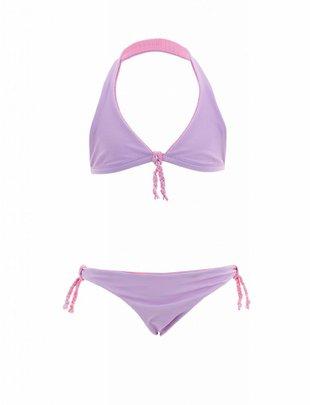 Sunuva swimwear Sunuva Bikini Omkeerbaar Stripe Bikini 3-4 A